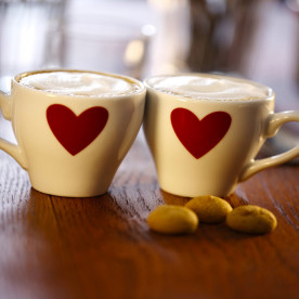 """Add Whimsy To Your Valentine's Day Gift With A """"We Go Together Like…"""" Mug Set"""